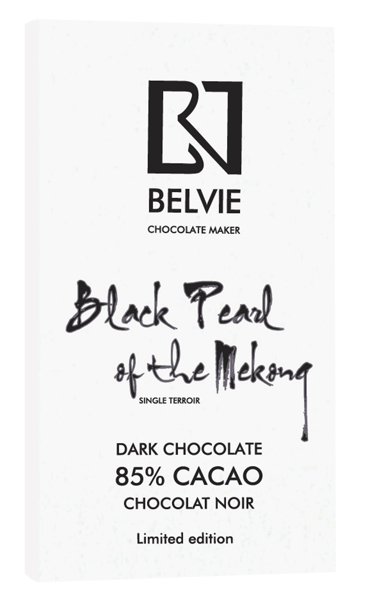 BLACK PEARL OF THE MEKONG  85% CACAO (LIMITED)